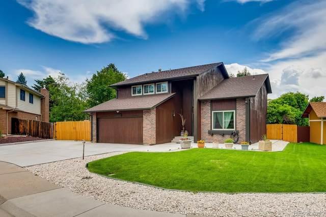 7818 S Marshall Street, Littleton, CO 80128 (#9429877) :: Compass Colorado Realty