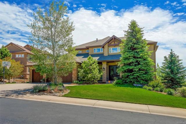 1073 Buffalo Ridge Road, Castle Pines, CO 80108 (#9430235) :: Bring Home Denver