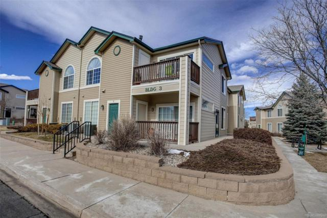 3002 W Elizabeth Street 3H, Fort Collins, CO 80521 (#9431632) :: The Griffith Home Team