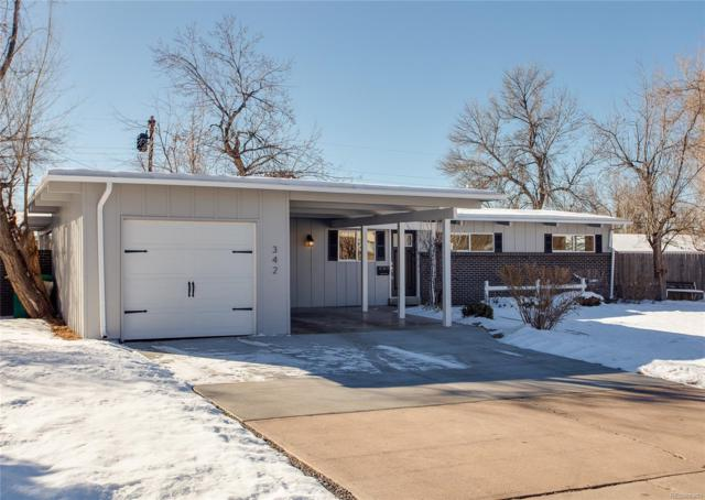 342 W Caley Avenue, Littleton, CO 80120 (MLS #9431767) :: 8z Real Estate