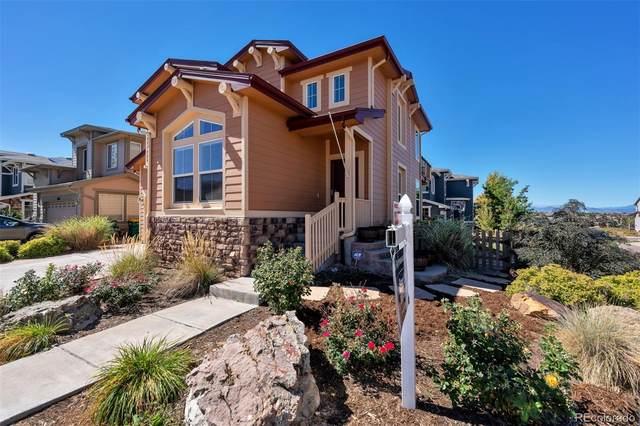 11031 Woodhurst Circle, Highlands Ranch, CO 80130 (#9431786) :: The HomeSmiths Team - Keller Williams