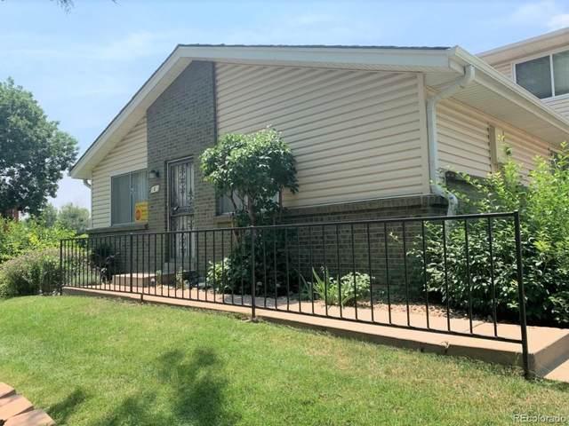 9005 E Lehigh Avenue #1, Denver, CO 80237 (#9432793) :: Venterra Real Estate LLC