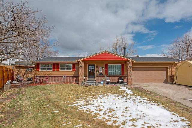 15269 E Stanford Place, Aurora, CO 80015 (#9432806) :: The Griffith Home Team