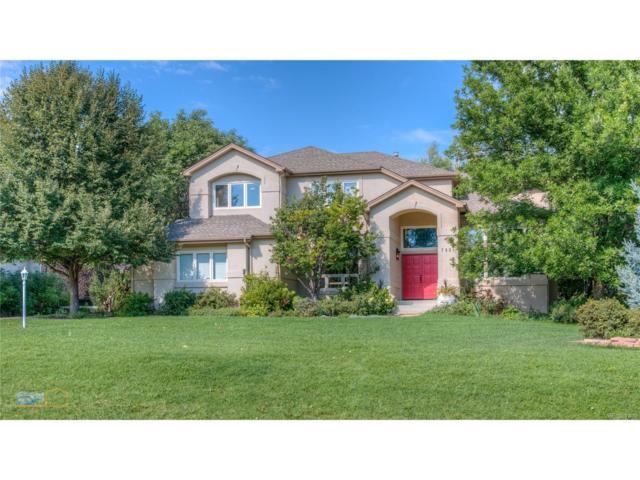 7221 Spring Creek Circle, Niwot, CO 80503 (MLS #9432933) :: 8z Real Estate