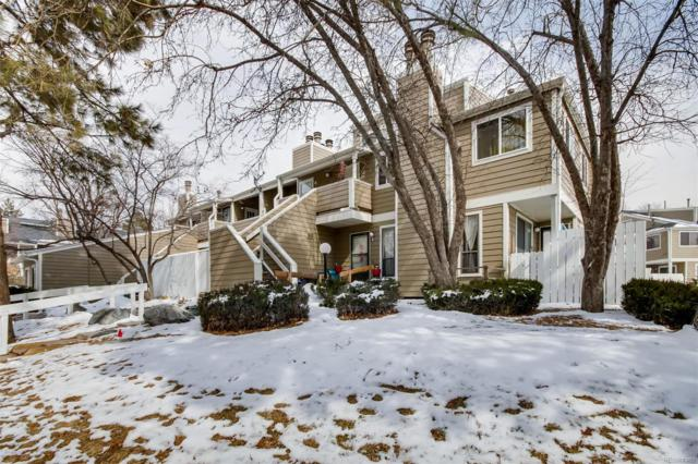 1762 S Trenton Street #6, Denver, CO 80231 (MLS #9432976) :: 8z Real Estate
