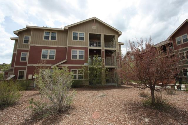 158 Village Road E-201, Granby, CO 80446 (#9433635) :: The Galo Garrido Group