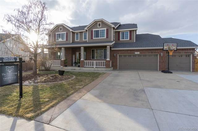 1384 Reliance Court, Erie, CO 80516 (MLS #9433995) :: 8z Real Estate