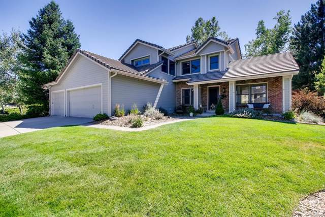 7 Canyon Cedar, Littleton, CO 80127 (MLS #9434424) :: 8z Real Estate