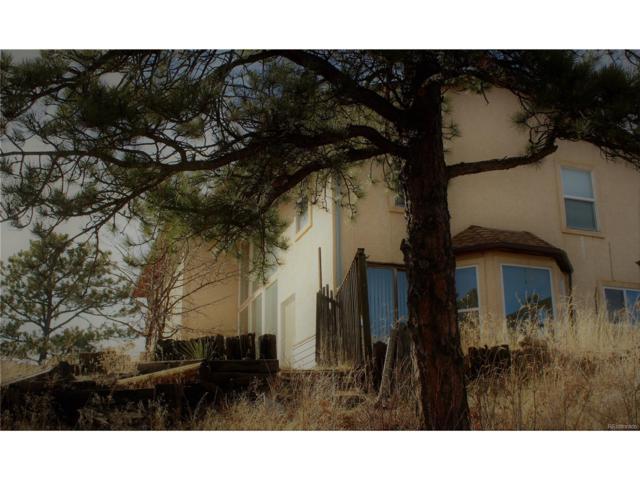 411 Highway 105, Palmer Lake, CO 80133 (MLS #9434531) :: 8z Real Estate
