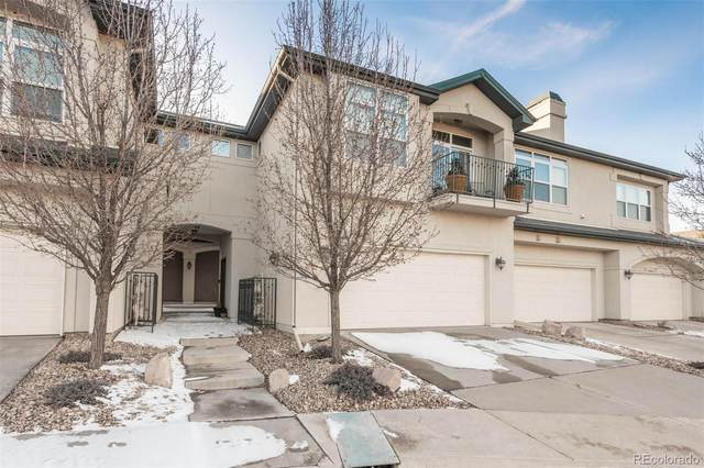 6627 S Forest Way D, Centennial, CO 80121 (#9434663) :: Chateaux Realty Group