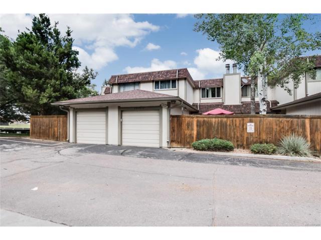 15167 E Louisiana Drive C, Aurora, CO 80012 (MLS #9435345) :: 8z Real Estate