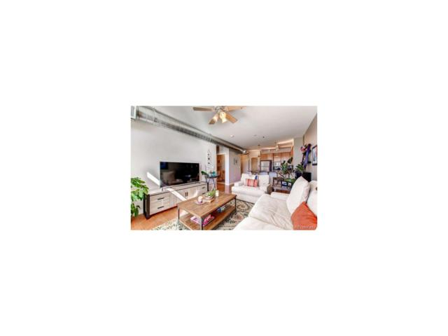 1313 S Clarkson Street #309, Denver, CO 80210 (MLS #9435571) :: 8z Real Estate