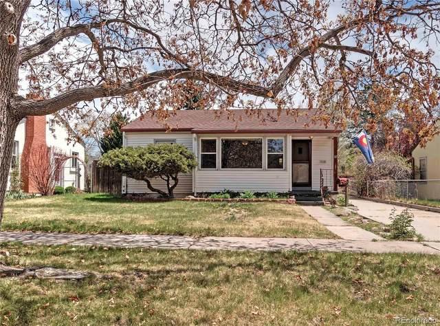 817 N Sheridan Avenue, Colorado Springs, CO 80909 (MLS #9435985) :: Stephanie Kolesar