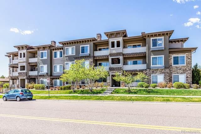 9318 Las Ramblas Court U, Parker, CO 80134 (MLS #9435987) :: 8z Real Estate