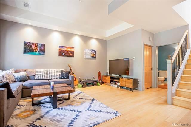 2320 Spruce Street #3, Boulder, CO 80302 (MLS #9436136) :: 8z Real Estate