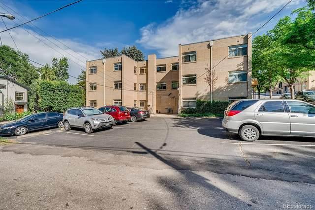 1221 Illinois Street 2F, Golden, CO 80401 (#9436316) :: The Gilbert Group