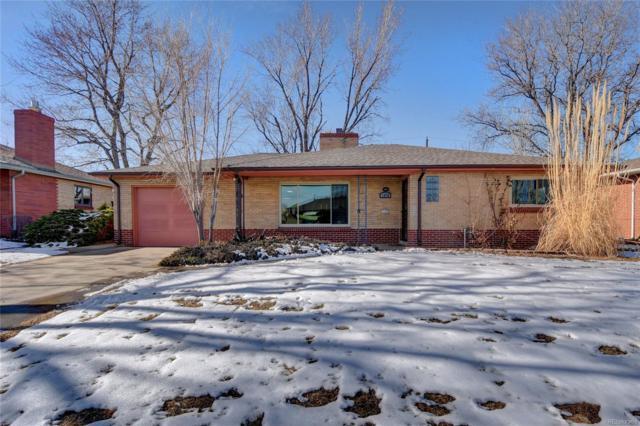 3955 Lamar Street, Wheat Ridge, CO 80033 (#9436836) :: Bring Home Denver