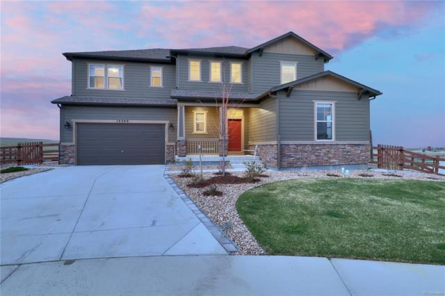 15349 W 95th Place, Arvada, CO 80007 (#9437308) :: The Peak Properties Group