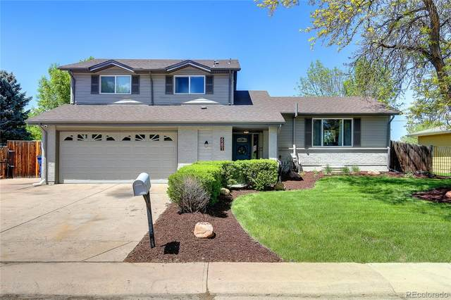 6291 W Elmhurst Avenue, Littleton, CO 80128 (#9437442) :: Compass Colorado Realty