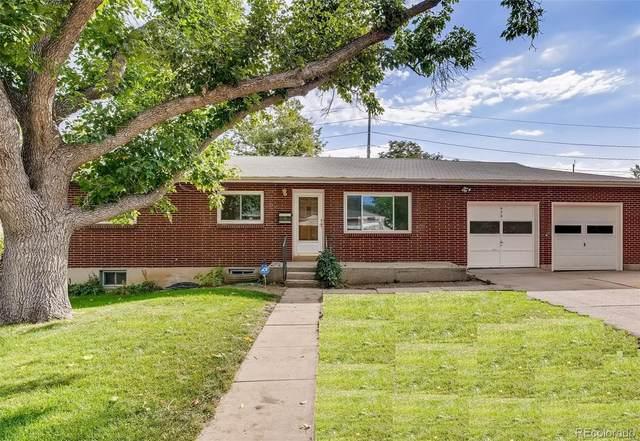 470 S Taft Street, Lakewood, CO 80228 (#9437649) :: Kimberly Austin Properties