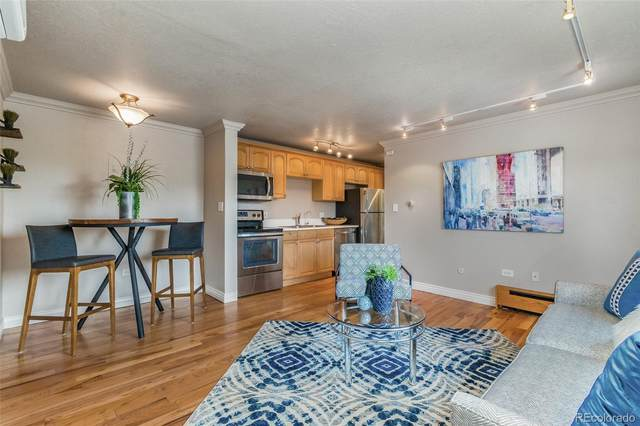 558 N Washington Street #308, Denver, CO 80203 (#9437700) :: The Artisan Group at Keller Williams Premier Realty