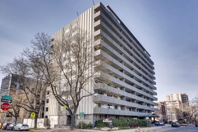 909 N Logan Street 4C, Denver, CO 80203 (#9437878) :: Mile High Luxury Real Estate