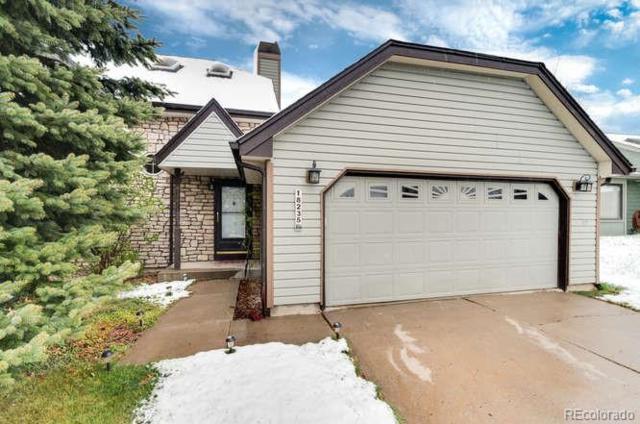 18235 E Tanforan Place, Aurora, CO 80015 (#9437898) :: The HomeSmiths Team - Keller Williams