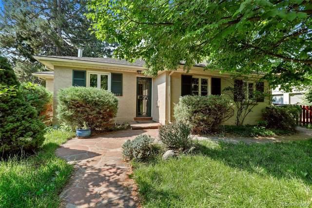 2350 E 9th Avenue, Denver, CO 80206 (#9438229) :: Wisdom Real Estate