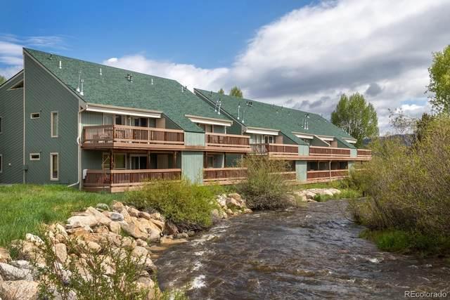 300 Sterling Drive #2, Fraser, CO 80442 (MLS #9438634) :: 8z Real Estate