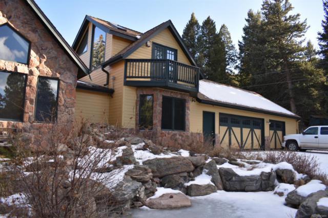 22434 North Turkey Creek Road, Morrison, CO 80754 (#9438857) :: Berkshire Hathaway Elevated Living Real Estate