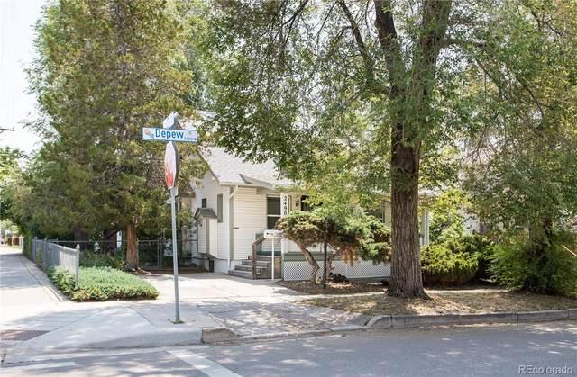 2490 Depew Street, Edgewater, CO 80214 (MLS #9440165) :: Kittle Real Estate