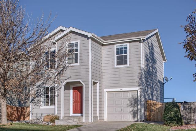 4303 W Kenyon Avenue, Denver, CO 80236 (#9440422) :: House Hunters Colorado