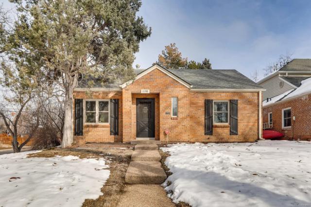 1198 Magnolia Street, Denver, CO 80220 (#9441175) :: The HomeSmiths Team - Keller Williams