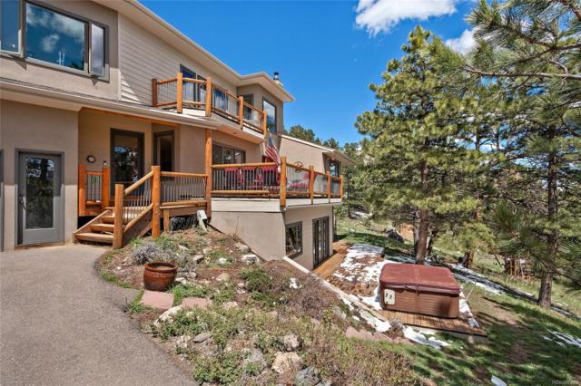 33031 Alpine Lane, Evergreen, CO 80439 (#9441286) :: 5281 Exclusive Homes Realty