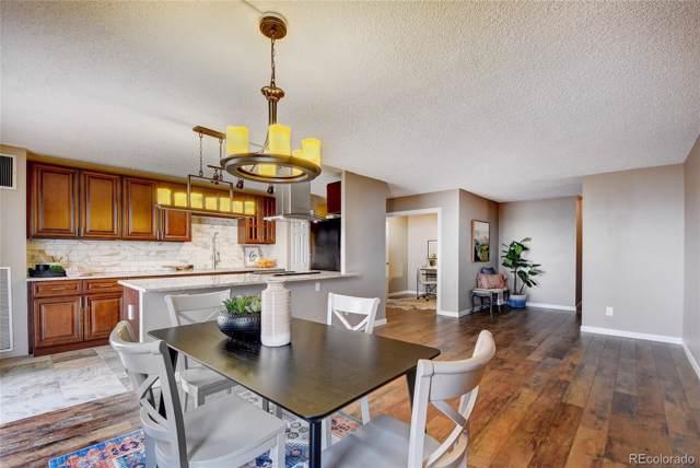 2880 S Locust Street S607, Denver, CO 80222 (MLS #9441324) :: Colorado Real Estate : The Space Agency