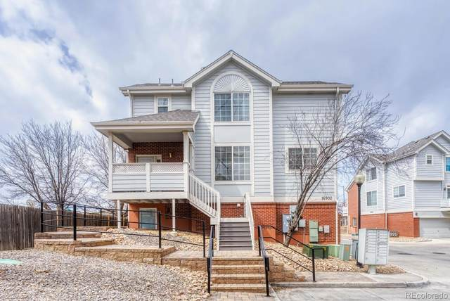 16902 E Warren Place C, Aurora, CO 80013 (MLS #9441479) :: The Sam Biller Home Team