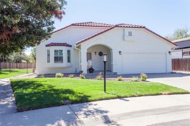 10326 E Ford Place, Denver, CO 80247 (MLS #9441647) :: 8z Real Estate