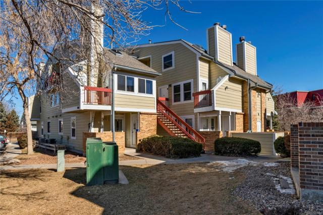 922 S Dearborn Way #20, Aurora, CO 80012 (MLS #9441935) :: 8z Real Estate