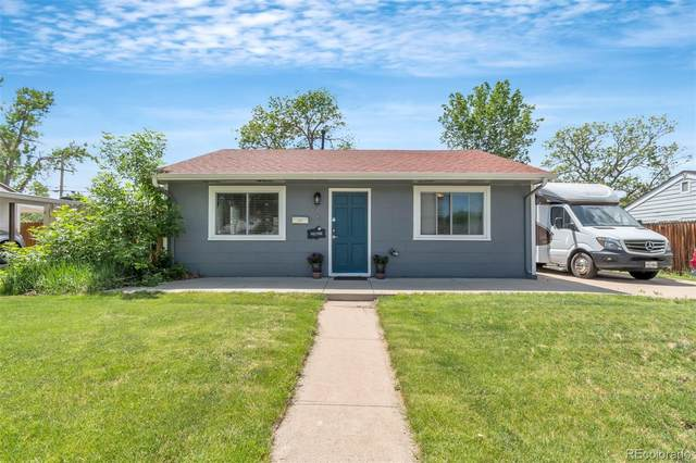2681 S Grove Street, Denver, CO 80219 (MLS #9442672) :: Bliss Realty Group