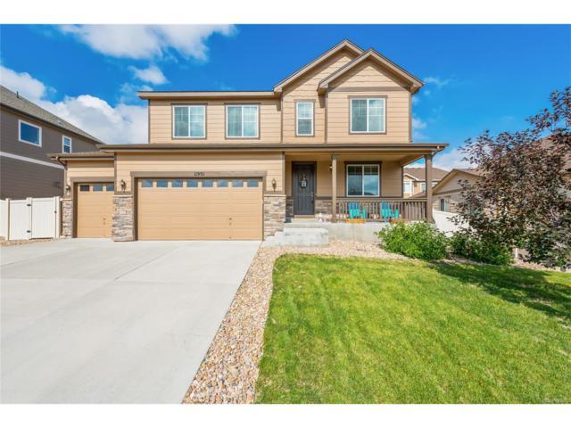 11991 Fontberry Street, Parker, CO 80134 (MLS #9442719) :: 8z Real Estate
