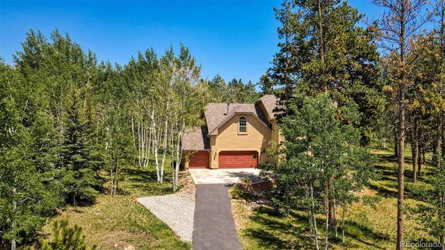 520 Regent Lane, Woodland Park, CO 80863 (#9442949) :: iHomes Colorado