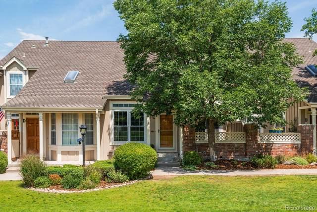 2972 W Long Drive C, Littleton, CO 80120 (MLS #9443040) :: 8z Real Estate