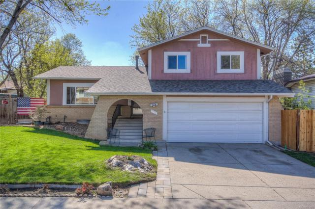 4615 S Mobile Way, Aurora, CO 80015 (#9443455) :: The Galo Garrido Group