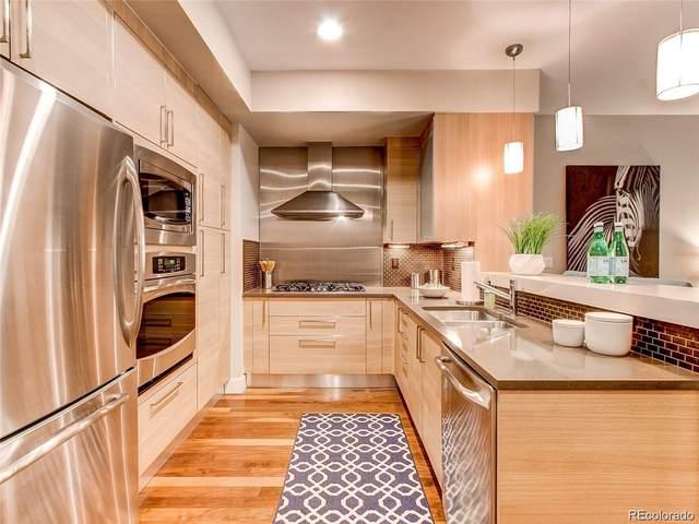 3420 W 32nd Avenue #202, Denver, CO 80211 (#9443540) :: Wisdom Real Estate