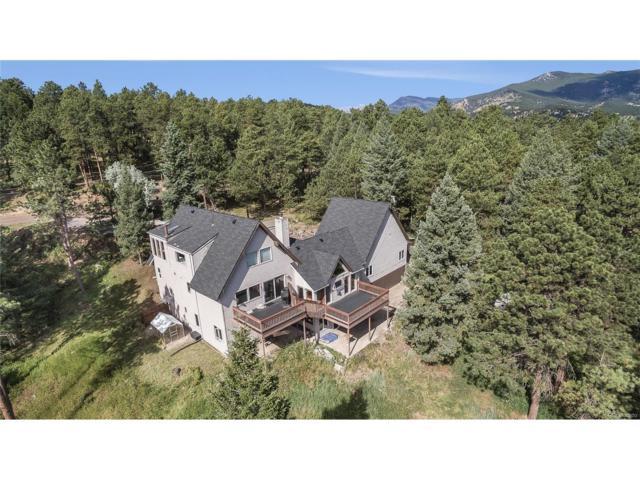 29253 Thimbleberry Lane, Evergreen, CO 80439 (MLS #9443658) :: 8z Real Estate