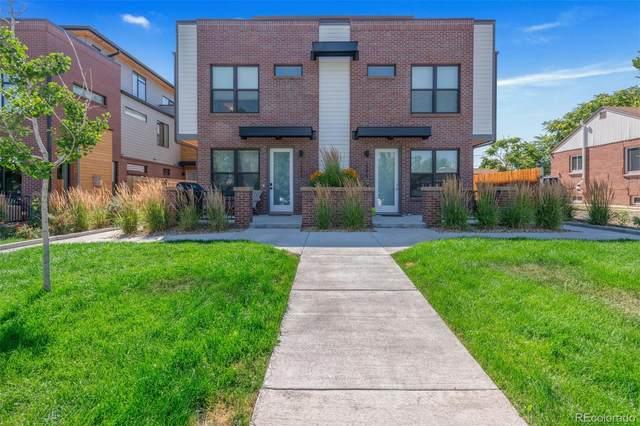1543 Utica Street, Denver, CO 80204 (#9444061) :: The Dixon Group