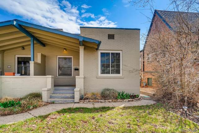 550 N Lafayette Street, Denver, CO 80218 (MLS #9444147) :: Kittle Real Estate