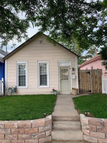 4778 Williams Street, Denver, CO 80216 (MLS #9444437) :: Kittle Real Estate