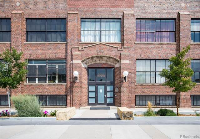 1777 E 39th Avenue #206, Denver, CO 80205 (MLS #9444515) :: Find Colorado
