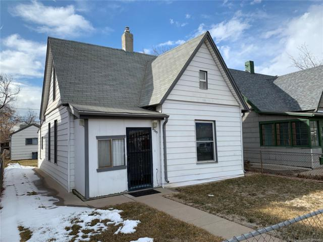 4765 Gaylord Street, Denver, CO 80216 (#9444618) :: The Heyl Group at Keller Williams